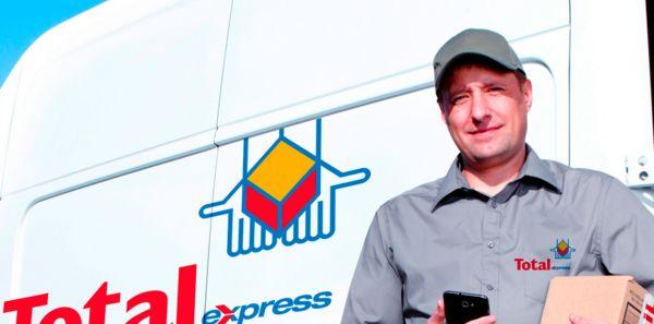 É fácil fazer o rastreamento pela internet quando a empresa que vai entregar o seu produto for a Total Express Transportadora (Foto: totalexpress.com.br)