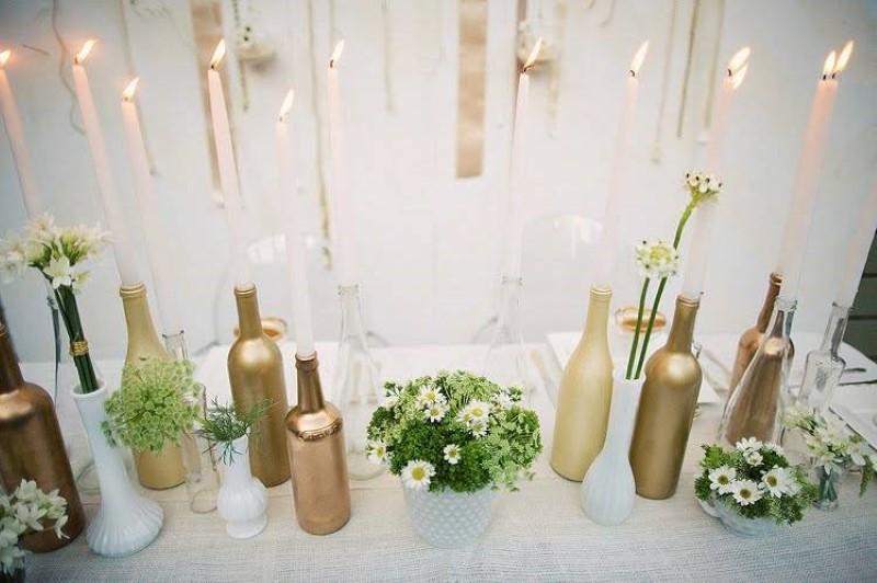 decoração simples e barata de ano novo