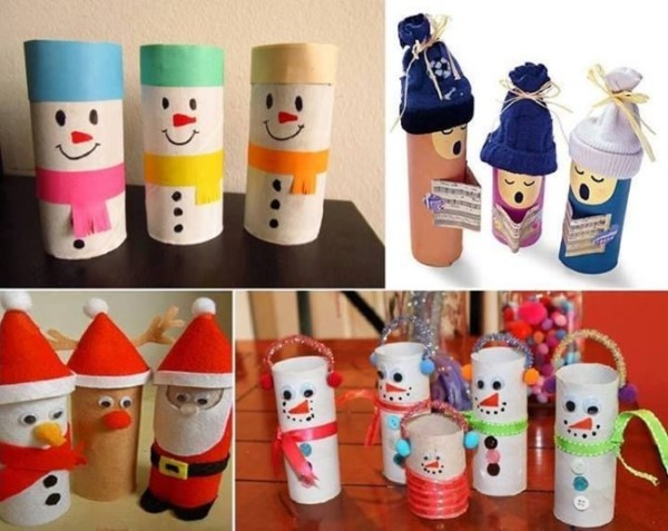 ideias-artesanatais-com-rolo-de-papel-para-o-natal