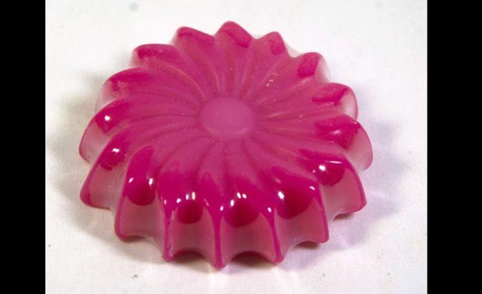 sabonete feito em casa pink