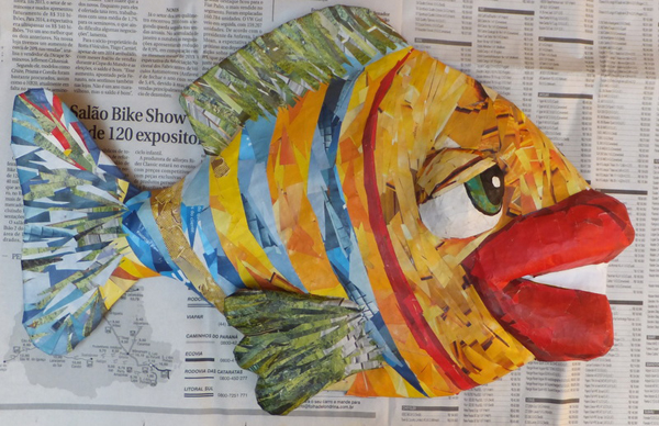 papietagem peixe