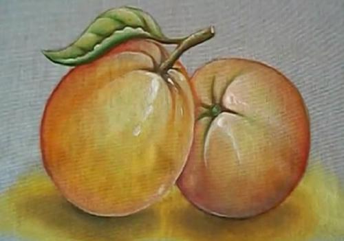 tutorial pintura no tecido