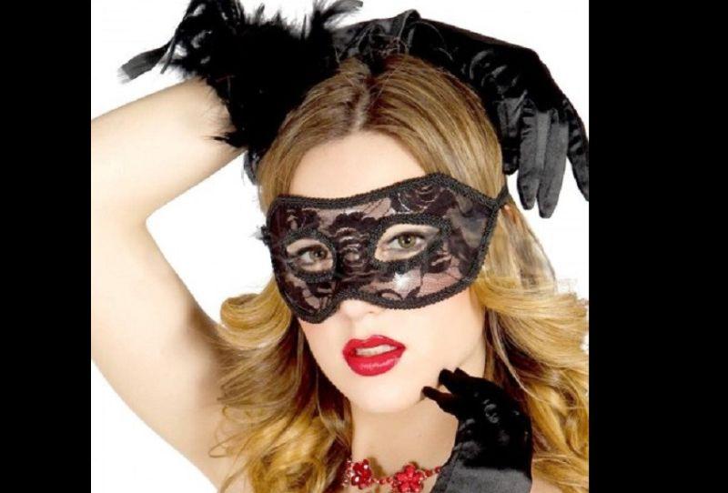 mascara de carnaval veneziana