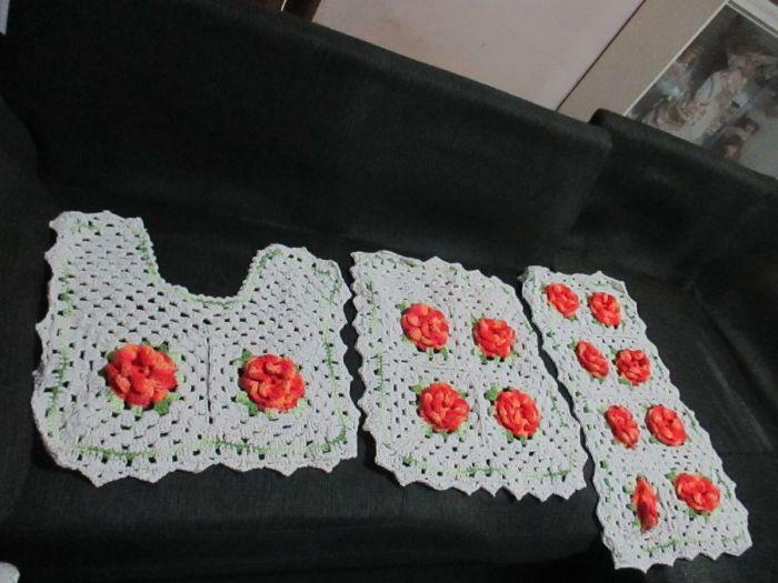 flores tapetinho quadrado 14