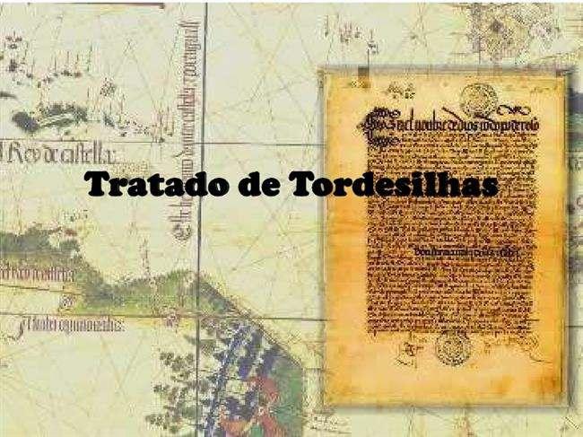 quem assinou o tratado de tordesilhas