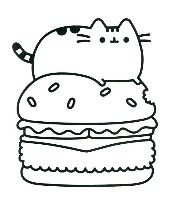 desenhos kawaii para imprimir