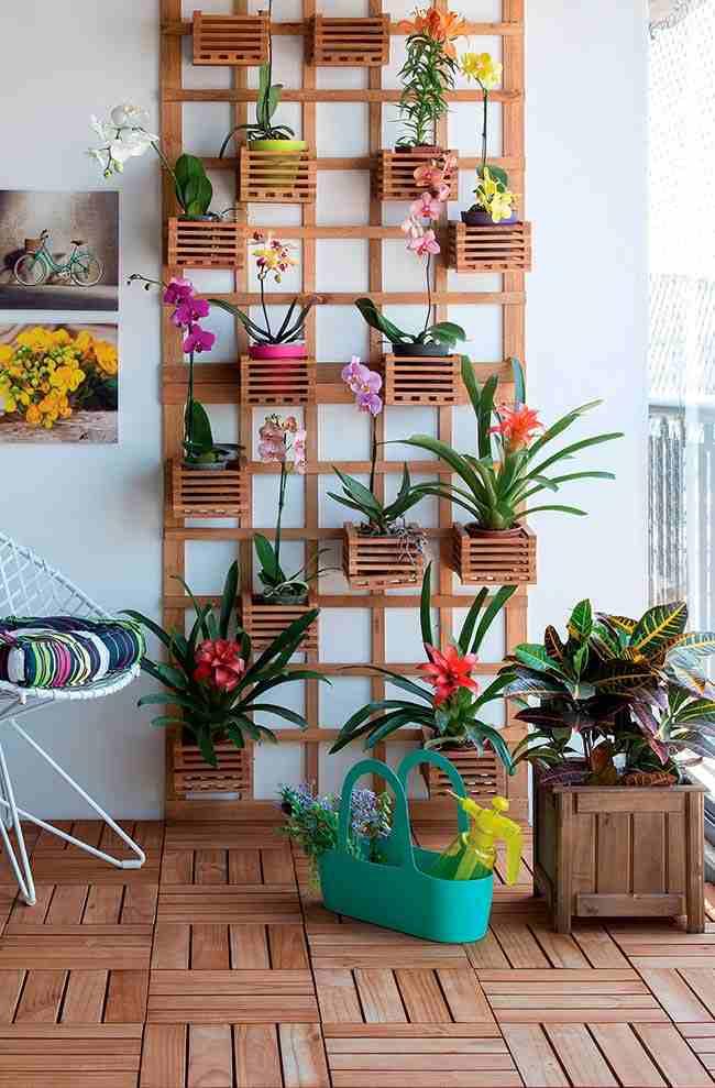 jardim vertical barato